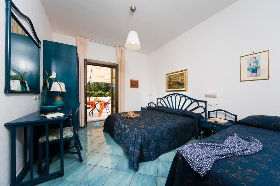 Ischia Hotel Tre Stelle