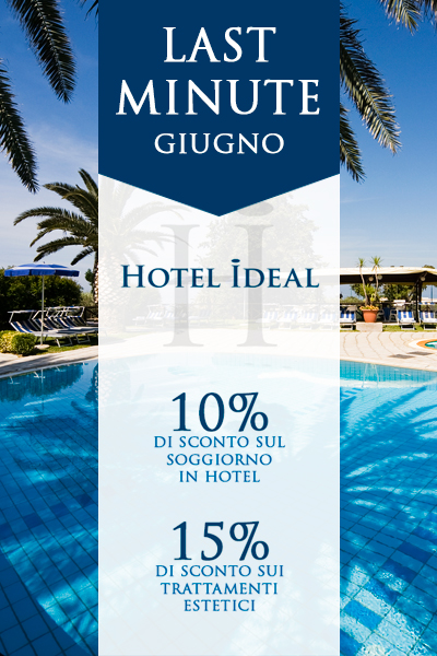 Ideal Hotel 3 Stelle Ischia, L\'albergo ideale a due passi dal mare ...